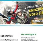 Vieni a provare l'ebrezza del volo libero